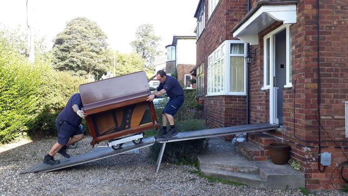 Removal To North Ferriby