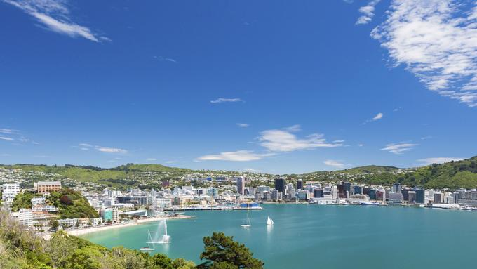 Moving to New Zealand Shipping To Wellington