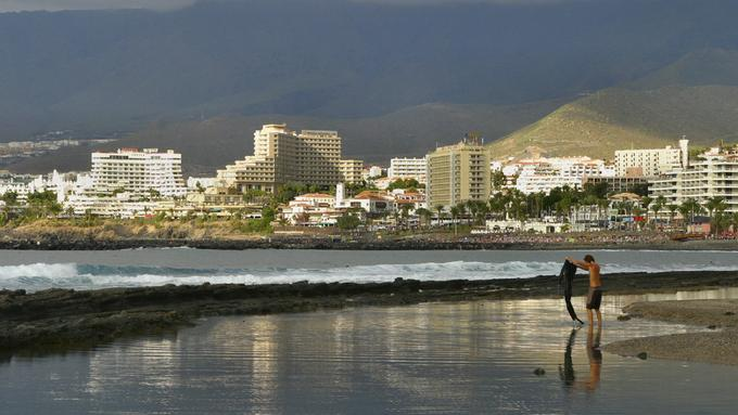 Moving to the Canary Islands International Shipping To Tenerife