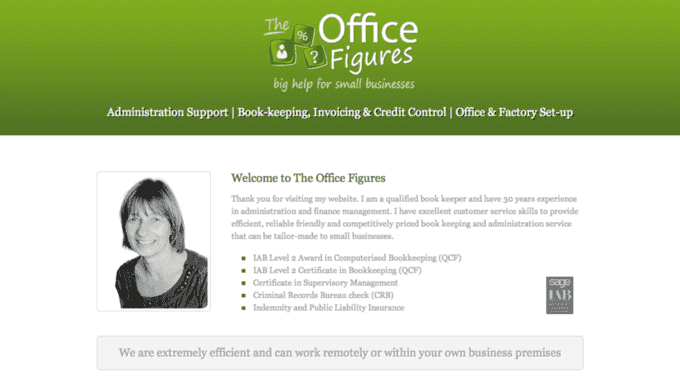 Find a Local Bookkeeper Appleyards Recommend The Office Figures