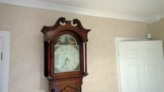 How to Move a Grandfater Clock Packing A Grandfather Clock