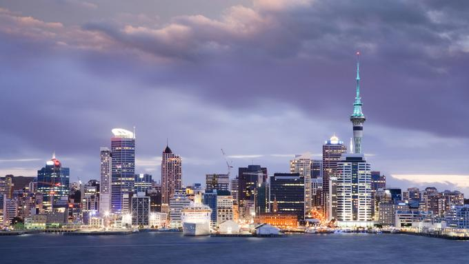 Moving to New Zealand Shipping To Auckland
