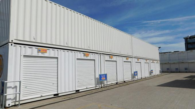 Business Storage Long & Short Term Self Storage
