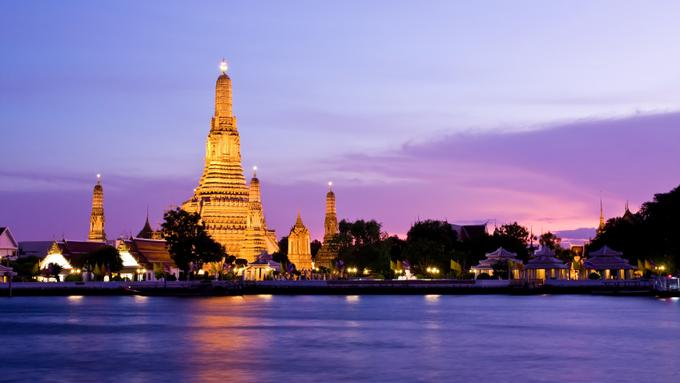 Moving to Thailand International Shipping To Bangkok