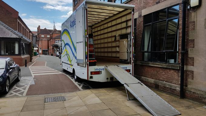 Office Removals Hull