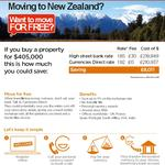 New Zealand - Move for free from Hull